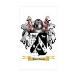Boardman Sticker (Rectangle 50 pk)
