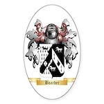 Boarder Sticker (Oval 10 pk)