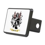 Boarder Rectangular Hitch Cover