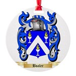 Boaler Round Ornament