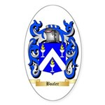Boaler Sticker (Oval 50 pk)