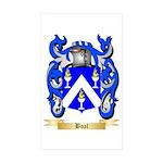 Boal Sticker (Rectangle 50 pk)