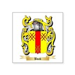 Boak Square Sticker 3