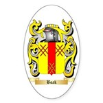 Boak Sticker (Oval)
