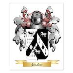 Boader Small Poster
