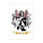 Boader Mini Poster Print