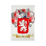 Bo Rectangle Magnet (100 pack)