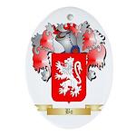 Bo Ornament (Oval)