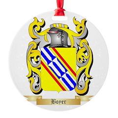 Boyer Ornament