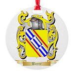 Boyer Round Ornament