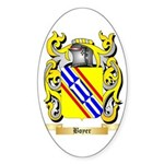 Boyer Sticker (Oval)