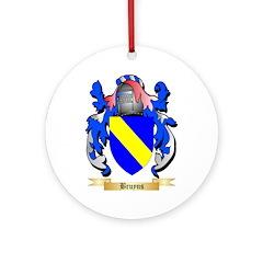 Bruyns Ornament (Round)