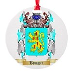 Brunwin Round Ornament