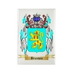 Brunwin Rectangle Magnet (100 pack)