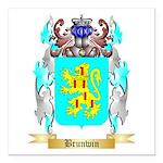 Brunwin Square Car Magnet 3