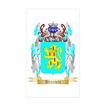 Brunwin Sticker (Rectangle 10 pk)