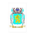 Brunwin Sticker (Rectangle 50 pk)