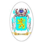 Brunwin Sticker (Oval 10 pk)