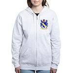 Bruyne Women's Zip Hoodie
