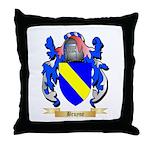 Bruyne Throw Pillow