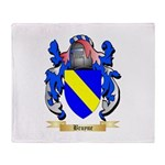 Bruyne Throw Blanket