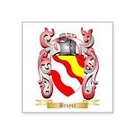 Bruyer Square Sticker 3