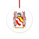Bruyer Ornament (Round)