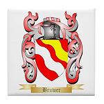 Bruwer Tile Coaster