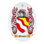 Bruwer Ornament (Oval)