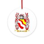 Bruwer Ornament (Round)