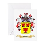 Brutton Greeting Cards (Pk of 20)