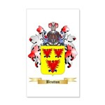 Brutton 35x21 Wall Decal