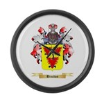 Brutton Large Wall Clock