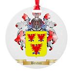 Bruton Round Ornament