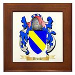 Brunke Framed Tile