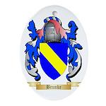 Brunke Ornament (Oval)