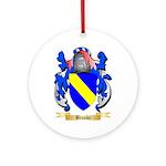 Brunke Ornament (Round)
