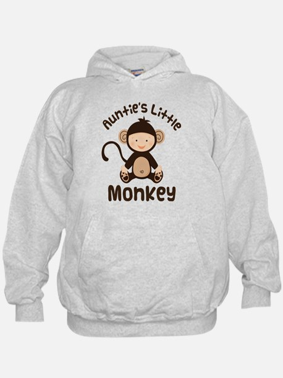 Auntie Monkey Hoodie