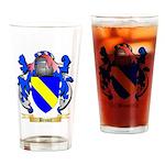 Brunet Drinking Glass