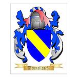 Brunelleschi Small Poster