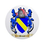 Brunel Ornament (Round)