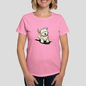 Curious GIT Women's Dark T-Shirt