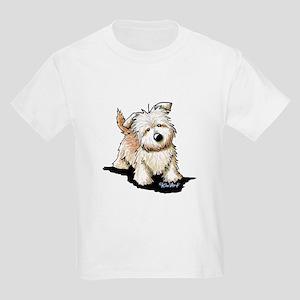 Curious GIT Kids Light T-Shirt