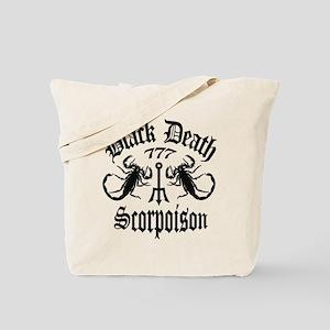 Scorpoison Tote Bag