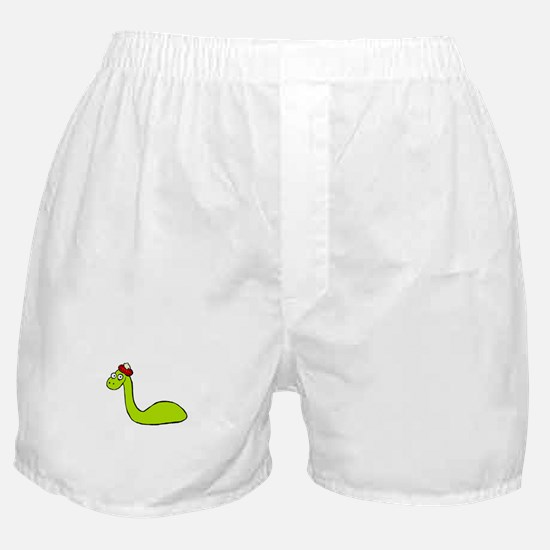 Loch Ness Monster Boxer Shorts