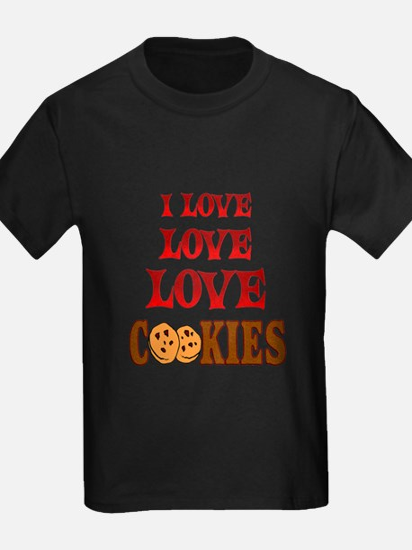 Love Love Cookies T