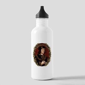 Richard III Stainless Water Bottle 1.0L