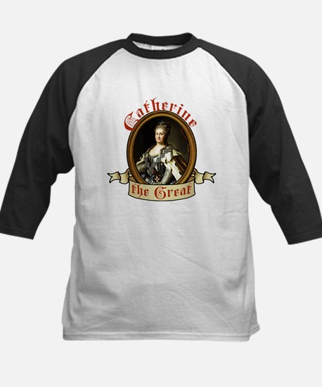 Catherine The Great Kids Baseball Jersey