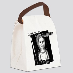 Catherine Of Aragon Graphic Canvas Lunch Bag