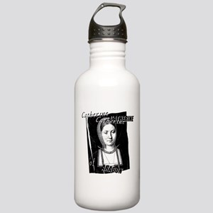 Catherine Of Aragon Graphic Stainless Water Bottle